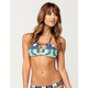 ROXY Strappy Love Crop Bikini Top