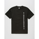 INDEPENDENT Vertical Mens T-Shirt