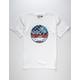 VANS Mini Dual Palm Mens T-Shirt