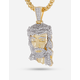 KING ICE x Empire Jesus Piece Necklace