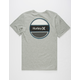 HURLEY Rolled Mens T-Shirt