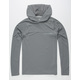 UNDER ARMOUR Sunblock Mens Lightweight Hoodie