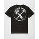 RUSTY BUTCHER Beers Mens T-Shirt