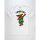 RIOT SOCIETY Fiesta Bear Mens T-Shirt