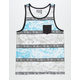 RETROFIT Thundercloud Mens Pocket Tank