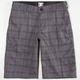 DC SHOES Lanaibrid Hybrid Boys Shorts