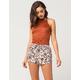FULL TILT Sweet Floral Womens Shorts