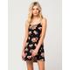 FULL TILT Floral Fit And Flare Dress