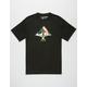 LRG Rootline Tree Mens T-Shirt