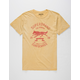 SUPERBRAND Coyote Wash Mens T-Shirt