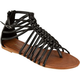 FULL TILT Twist Tie Womens Sandals