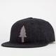 BURTON Lone Pine Mens Snapback Hat