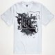DC SHOES Jacksons Mens T-Shirt