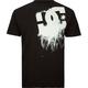 DC SHOES Dripped Mens T-Shirt