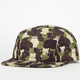 CHUCK ORIGINALS Kitty Camo Camper Mens 5 Panel Hat
