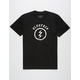 ELECTRIC Circle Bolt Mens T-Shirt