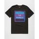 LA FAMILIA Gradient Box Mens T-Shirt