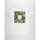 LA FAMILIA Camo Box Mens T-Shirt