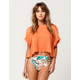 O'NEILL x Natalie Off Duty Ariya Womens Top