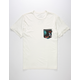 RIP CURL Staple Mens Pocket Tee