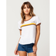 RHYTHM SoCal Womens Ringer Tee