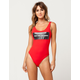 FULL TILT Slay Hard Womens Bodysuit