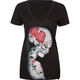VIVEROS Roses Are Dead Womens Tee