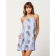MIMI CHICA Floral Slip Dress