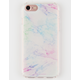 THE CASERY Rainbow Marble iPhone 7 Case