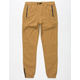 BROOKLYN CLOTH Ankle Zip Boys Jogger Pants