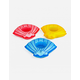 BIGMOUTH INC. 3 Pack Summer Seashell Beverage Boats