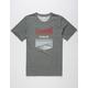 HURLEY New Order Mens T-Shirt