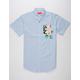 ASPHALT YACHT CLUB Calm Palm Mens Shirt
