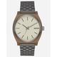 NIXON Time Teller Bronze & Gunmetal Watch