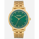 NIXON Porter Gold Watch