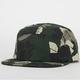 CHUCK ORIGINALS Camo Camper Mens 5 Panel Hat