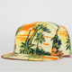 CHUCK ORIGINALS Hawaiian Camper Mens 5 Panel Hat