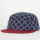 CHUCK Chain Link Camper Mens 5 Panel Hat