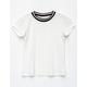 H.I.P. Athletic Trim Girls Tee