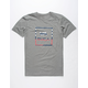 RVCA 4th VA All The Way Mens T-Shirt