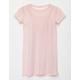 FULL TILT Mesh Girls T-Shirt Dress