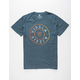 VISSLA Way Back Mens T-Shirt