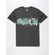 VISSLA Sea Snake Mens T-Shirt