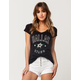 Dallas Stars Womens V-Neck Tee