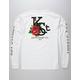 KEY STREET Flora Mens T-Shirt