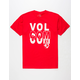 VOLCOM Cognito Mens T-Shirt