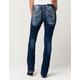 MISS ME Take Flight Womens Bootcut Jeans
