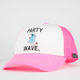 BILLABONG Party Wave Womens Trucker Hat