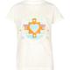 BILLABONG Aztec Heart Girls Tee