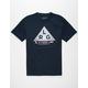 LRG Shark Warning Mens T-Shirt